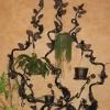 №029 Настенная кованая цветочница