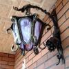 №011 Кованый фонарь Одинцово