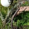 №021 Кованый ландшафный светильник