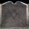 №011 Защитный экран для камина Раменское