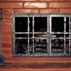 №013 Кованые аксессуары для камина