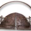 №032 Декоративные дверцы для камина
