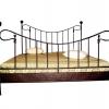 №075 Кованая кровать Люберцы