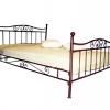 №076 Кованая кровать Руза