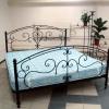№015 Кованая кровать Электросталь