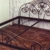 №019 Каркас кованой кровати