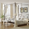 №021 Набор спальной кованой мебели