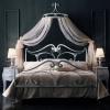 №039 Кованая кровать Истра