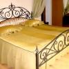 №052 Кованая кровать Орехово-Зуево