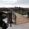 №045 Оформление моста коваными перилами