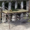 №018 Кованая скамейка