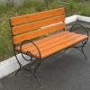 №025 Кованая скамейка