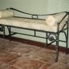 №027 Кованый диванчик