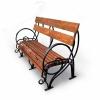 №033 Кованая скамейка