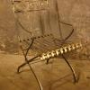 №002 Кованый стул с подлокотниками Ногинск