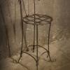 №003 Кованый барный стул