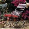 №006 Кованое кресло-качалка