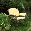 №011 Кованое кресло