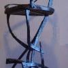 №015 Кованый барный стул