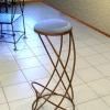 №026 Кованый барный стул Балашиха