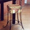 №030 Кованый барный стул Королев
