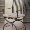 №035 Кованый стул