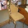 №043 Кованый стул со спинкой
