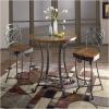 №057 Набор кованой мебели выполненный по эскизам итальянского дизайнера