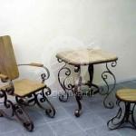 Арт №038 Набор кованой мебели