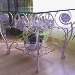 Арт №045 Кованый стол Истра