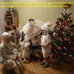 Дед Мороз и Снегурочка в Электросталии