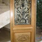 №006 Кованая дверь