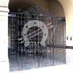 Арт №106 Кованые ворота