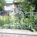 №037 Кованый забор Солнечногорск