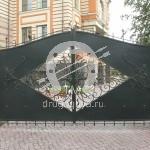 Арт №045 Кованые ворота Воскресенск
