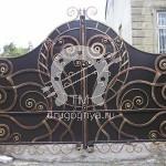 Арт №041 Кованые ворота