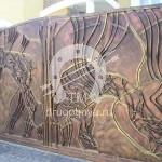 Арт №038 Кованые ворота