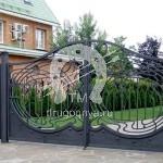 Арт №035 Кованые ворота