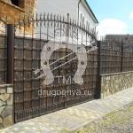 Арт №036 Кованые ворота