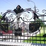 №035 Кованый забор Раменское