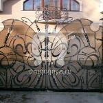 Арт №033 Кованые ворота