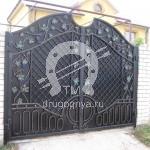 Арт №032 Кованые ворота