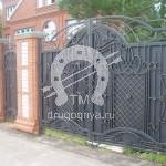 Арт №031 Кованые ворота