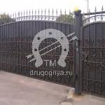 Арт №029 Кованые ворота