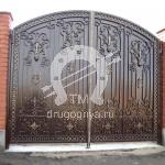 Арт №028 Кованые ворота