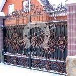 Арт №024 Кованые ворота