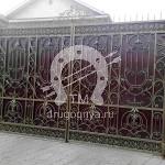 Арт №021 Кованые ворота