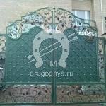 Арт №020 Кованые ворота Истра