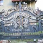 Арт №018 Кованые ворота