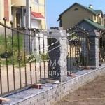 №047 Кованый забор Фрязино
